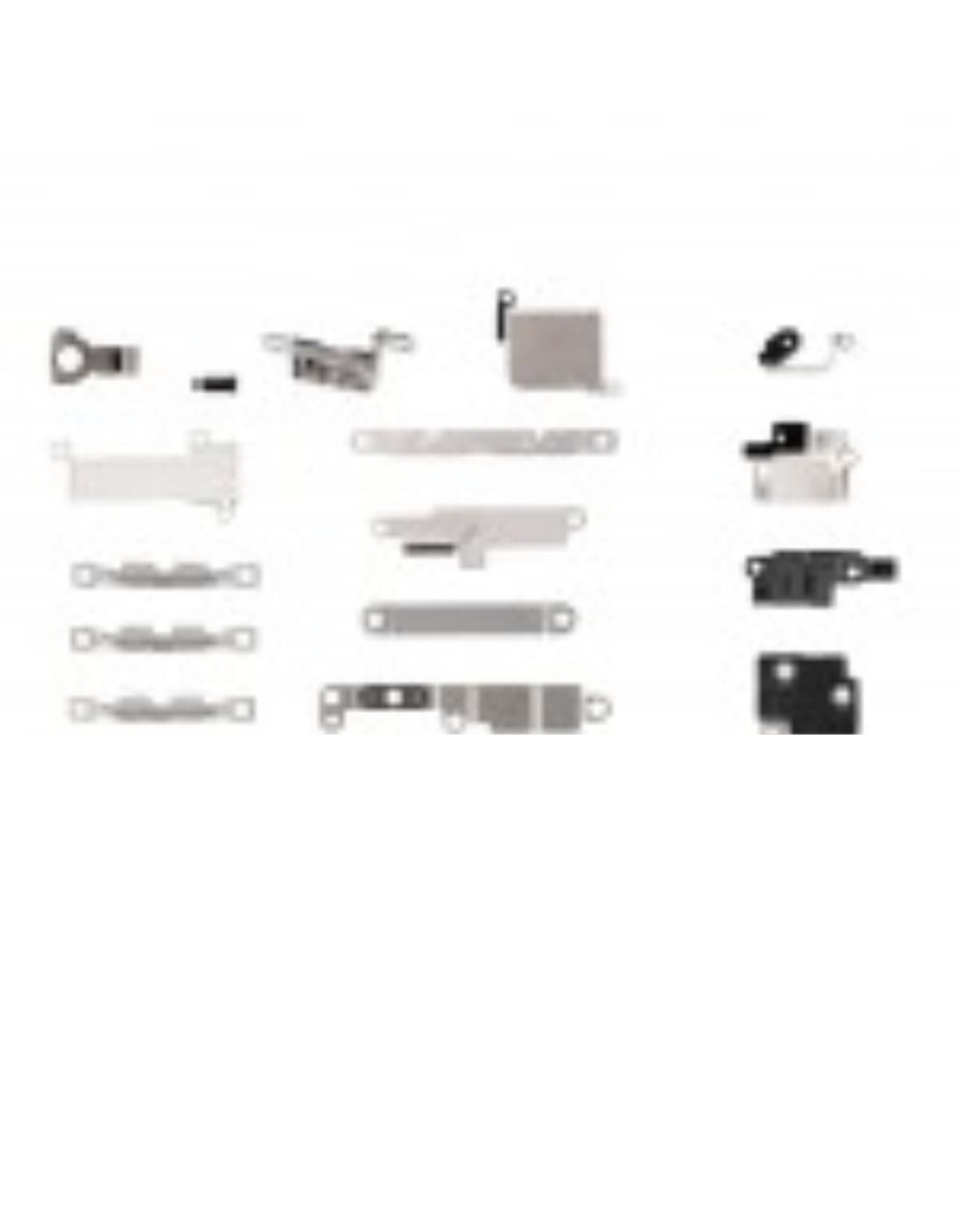 ba54a387636 Set de Partes Internas Metalicas iPhone 7 - Big Manzana